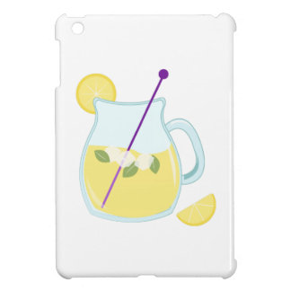 Pitcher of Lemonade iPad Mini Covers