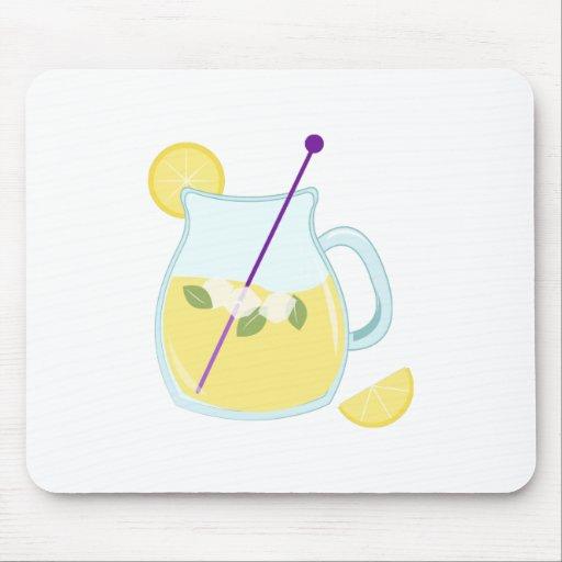 Pitcher of Lemonade Mouse Pad