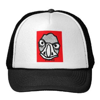 PITRI Cap Mesh Hats
