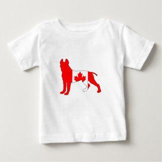 Pitt Bull Terrier Baby T-Shirt