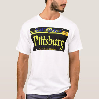 Pittsburg,Ca T-Shirt