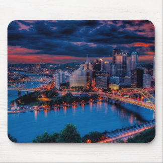Pittsburgh3475 Mouse Mats