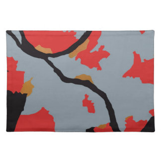 Pittsburgh Abstract Art Placemat