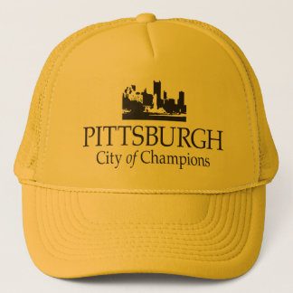 PITTSBURGH CITY OF CHAMPIONS HAT