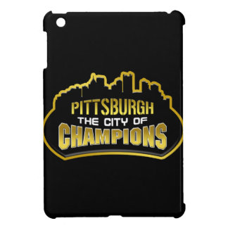 Pittsburgh City of Champs iPad Mini Case