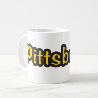PITTSBURGH COFFEE CUP