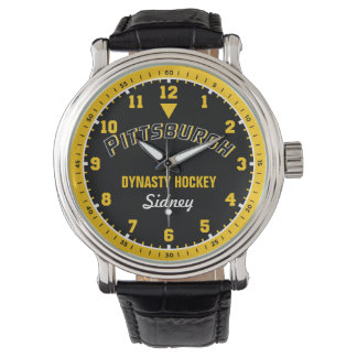 Pittsburgh Dynasty Hockey 12 Hour Watch