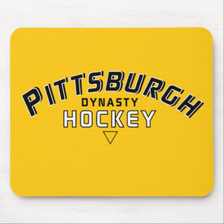 Pittsburgh Dynasty Hockey Mouse Pad