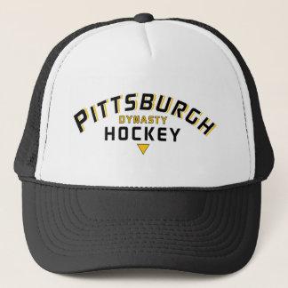 Pittsburgh Dynasty Hockey Trucker Hat