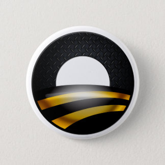 Pittsburgh for Obama 6 Cm Round Badge