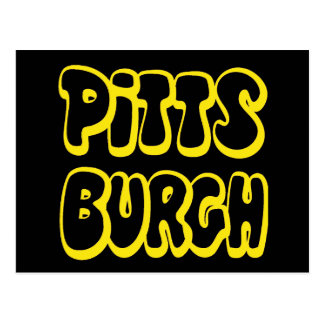 Pittsburgh Gear Postcard