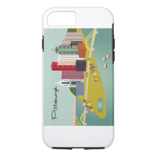 Pittsburgh iPhone 7 Case