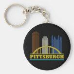 Pittsburgh Key Chains