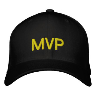 Pittsburgh MVP!!! Embroidered Hat
