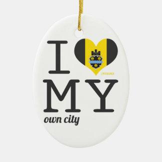 Pittsburgh | Pennsylvania Ceramic Ornament