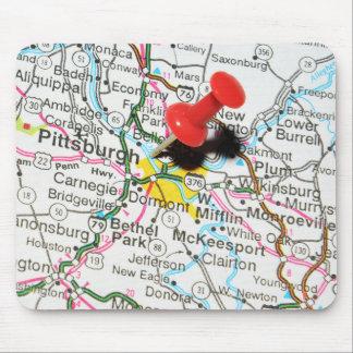 Pittsburgh, Pennsylvania Mouse Pad