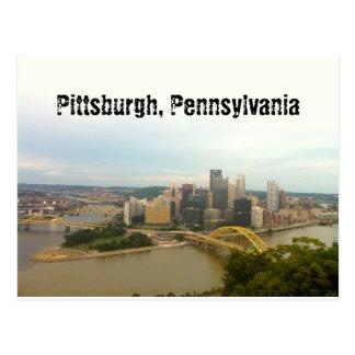 Pittsburgh, Pennsylvania Postcard