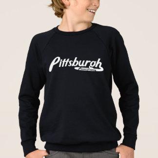 Pittsburgh Pennsylvania Vintage Logo Sweatshirt