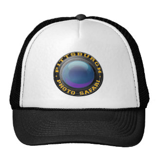 Pittsburgh Photo Safari Hat
