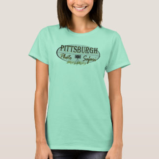 Pittsburgh Photo Safari light-colored T-shirt