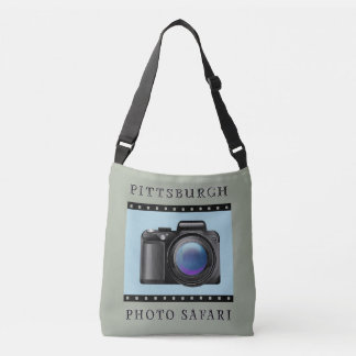 Pittsburgh Photo Safari Tote