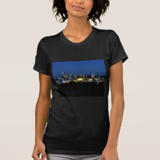 Pittsburgh Skyline at Dusk T-Shirt