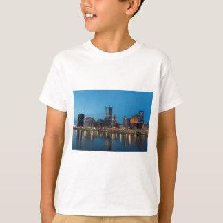 Pittsburgh Skyline at Dusk T-Shirt