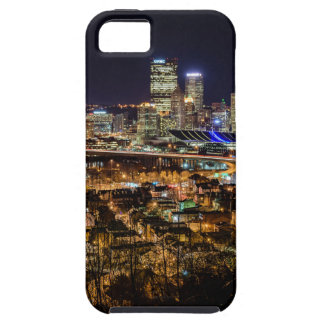Pittsburgh Skyline at Night iPhone 5 Cover
