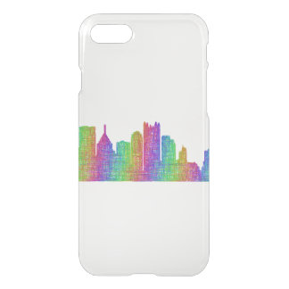 Pittsburgh skyline iPhone 7 case