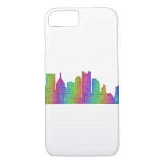 Pittsburgh skyline iPhone 8/7 case