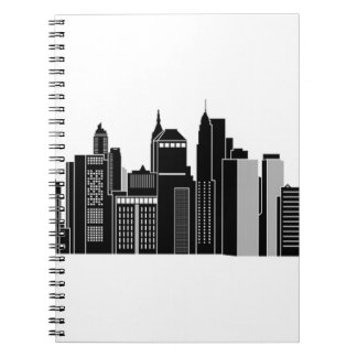 Pittsburgh Skyline Notebooks