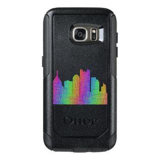 Pittsburgh skyline OtterBox samsung galaxy s7 case