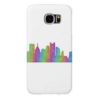 Pittsburgh skyline samsung galaxy s6 cases