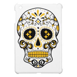 Pittsburgh Sugar Skull iPad Mini Covers