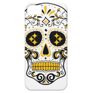 Pittsburgh Sugar Skull iPhone 5 Covers