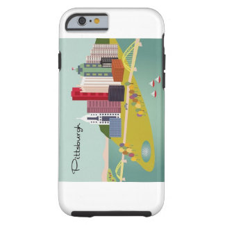 Pittsburgh Tough iPhone 6 Case