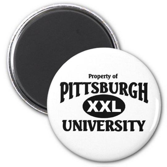 Pittsburgh University Magnet