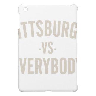 Pittsburgh Vs Everybody iPad Mini Covers