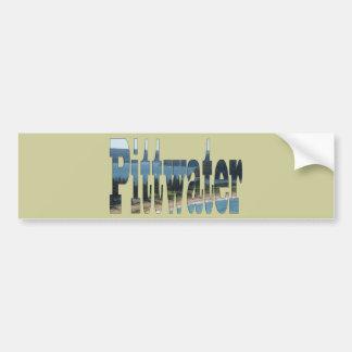Pittwater Bumper Sticker
