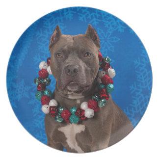 Pitty Christmas Plate