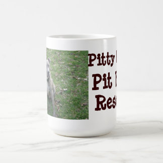 Pitty Party Pit Bull Rescue Mug