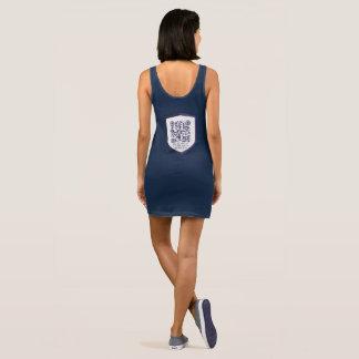 PIVX QR-Code Clothes, Custom DIY Sleeveless Dress