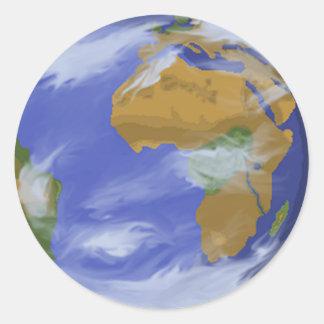 Pix-SOL Earth Sticker