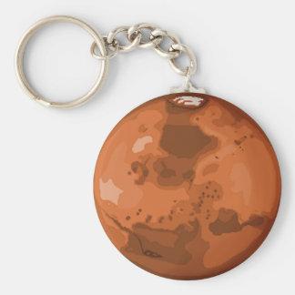 Pix-SOL Mars Keychain