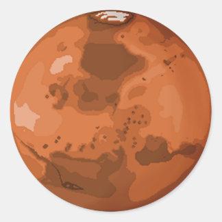 Pix-SOL Mars Stickers