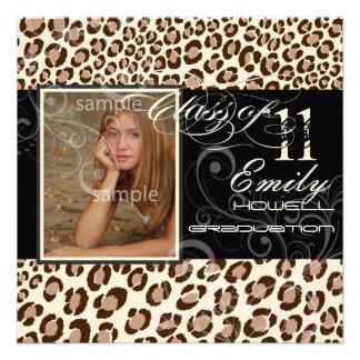 PixDezines 2012 Graduation leopard Announcement