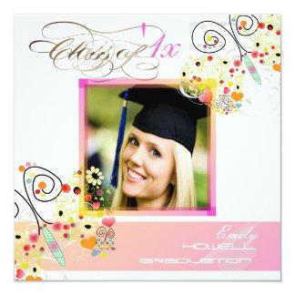 PixDezines 2012 Graduation Photo Invitations