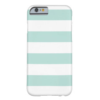 PixDezines adjustable stripes/diy color Barely There iPhone 6 Case