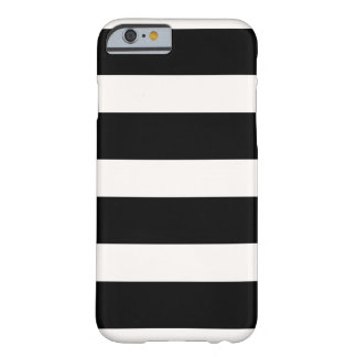 PixDezines adjustable stripes/diy colors Barely There iPhone 6 Case