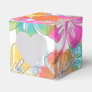 PixDezines alegre/DIY background color Favour Box
